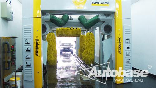 Machine automatique de station de lavage dans tepo-automatique