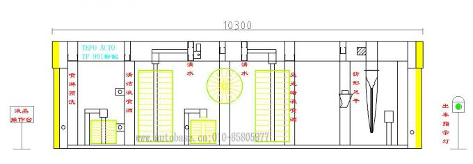 nouvelle machine de station de lavage de tunnel dans tepo auto en chine. Black Bedroom Furniture Sets. Home Design Ideas