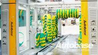 Chine Équipement de lave-auto avec trois fans séchage de ventilateur, un tonneau laver les systèmes usine